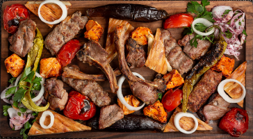 SHARING MEZE & GRILL