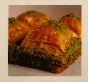 BAKLAVA Sold Out